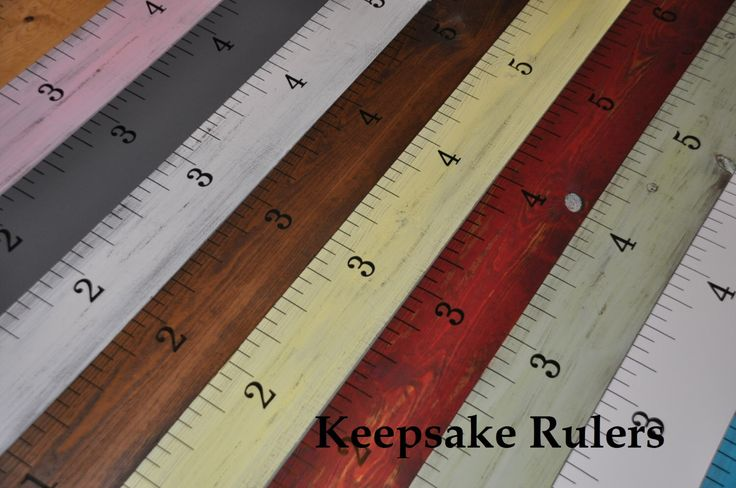 4500 Sold! **20+ Styles**  Life-size growth chart rulers for measuring kids' height! by KeepsakeRulers on Etsy https://www.etsy.com/listing/101816200/4500-sold-20-styles-life-size-growth