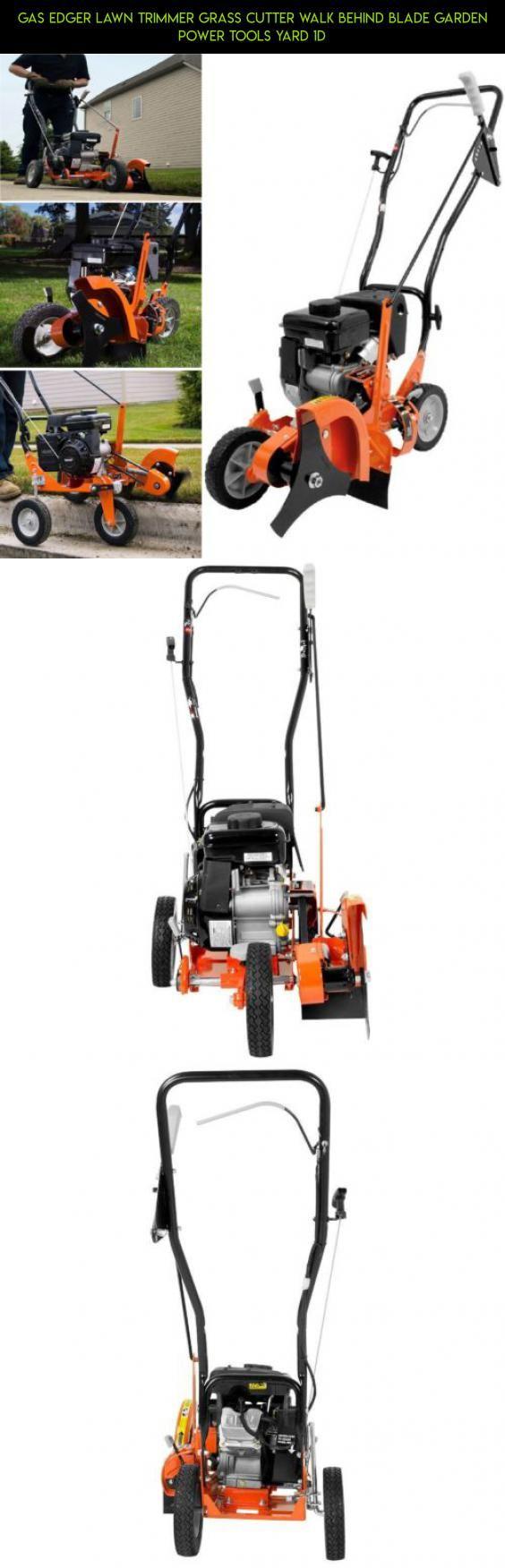 Gas Edger Lawn Trimmer Grass Cutter Walk Behind Blade Garden Power Tools Yard 1d #tech #drone #fpv #gardening #edger #kit #products #racing #camera #parts #plans #technology #shopping #gadgets