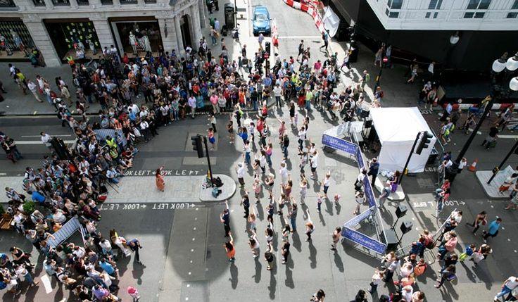 This Sunday 12 July is #SummerStreets Health Kick week on #RegentStreet.