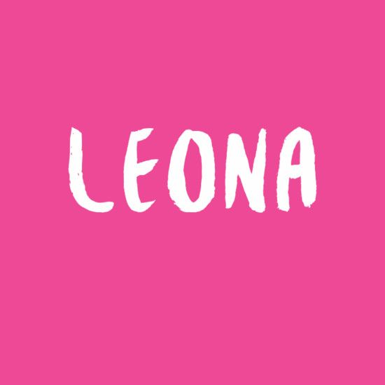 Leona | Baby Names | Baby girl names, Baby names, Baby names, meanings