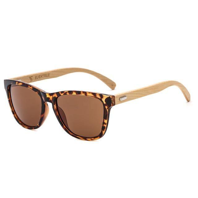e4634ab2fc5 New Bamboo Sunglasses Men Women Unisex Vintage 8002 in 2019 ...
