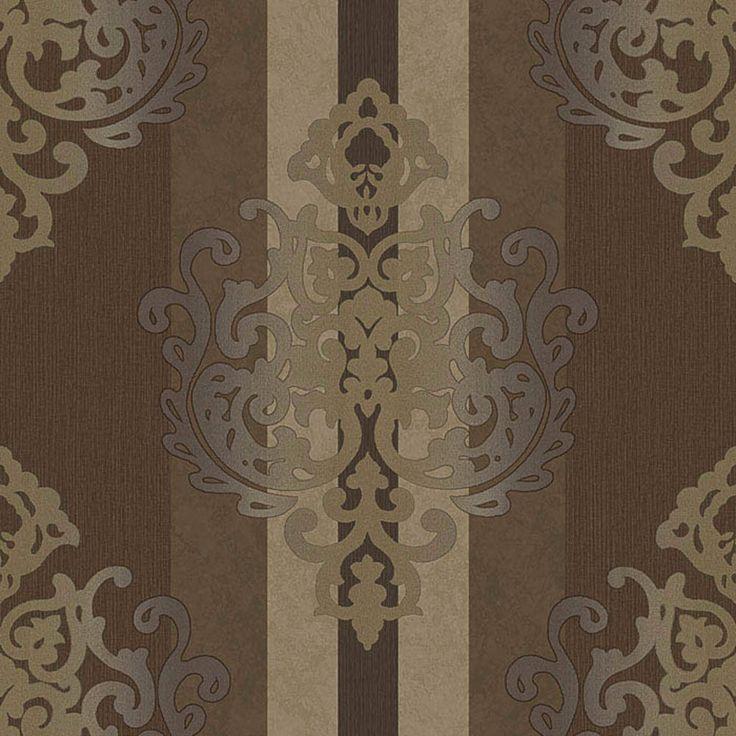 best 25+ tapeten rasch ideas that you will like on pinterest - Tapeten Braun Beige Muster