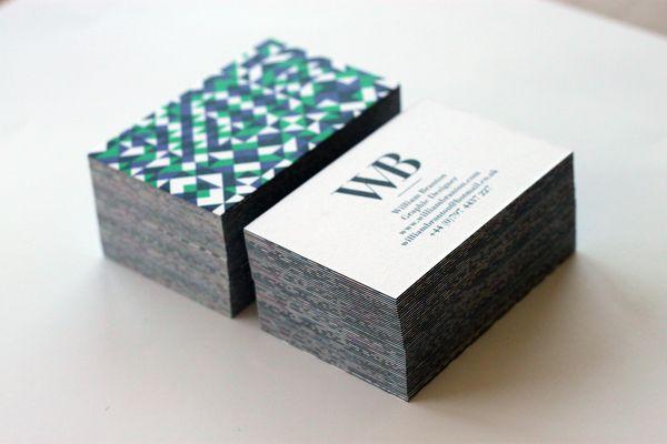 #Branding: #Business card