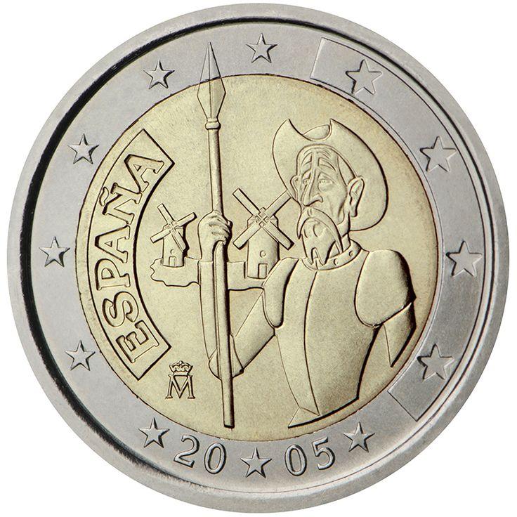 España 2 euros conmemorativos (Especial) 2005