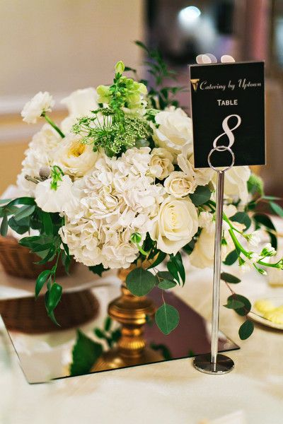 The best images about mirror centerpiece ideas on