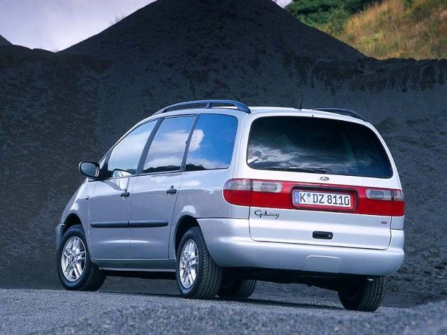 Full Vw Sharan Ford Galaxy Workshop Service Repair Manual