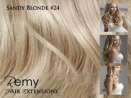 Sandy blonde superior foxy locks superior 20 clip in remy human sandy blonde superior foxy locks superior 20 clip in remy human hair extensions the weight of these stunning hair extensions are 230g pmusecretfo Images