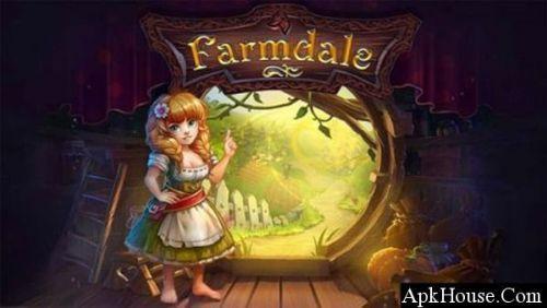 DONT MISS IT!! : [NEW] Farmdale 4 2 1 Apk+Mod (unlimited