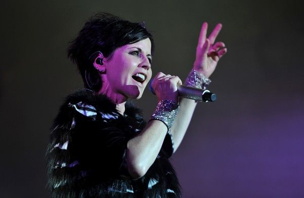 Dolores O'Riordan Photos - Irish singer Dolores O'Riordan of the Irish band The Cranberries performs on stage during the 23th edition of the Cognac Blues Passion festival in Cognac on July 07, 2016.  / AFP / GUILLAUME SOUVANT - Dolores O'Riordan Photos - 8 of 37