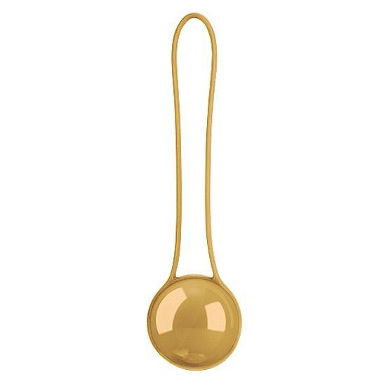 Siéntete una auténtica geisha gracias a 3,7 centímetros de diámetro. Elegante y sin complicaciones. Apto para todas. http://www.jugueterosa.com/producto/geisha-pleasure-ball-deluxe-dorada/