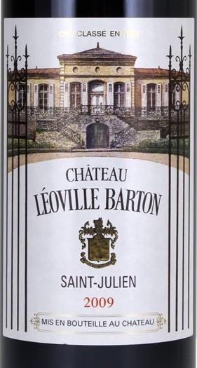 2009 Château Léoville Barton