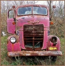 *Rusty Pink...perfect