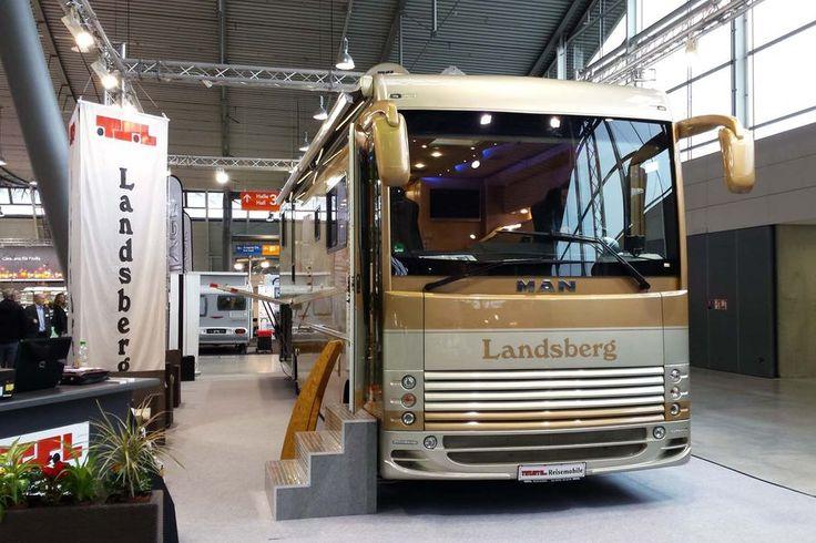 13 best luxusliner luxus wohnmobile images on pinterest - Landsberg mobel ...