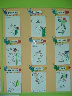 Antonia's classroom: Τα λουλούδια του Πικάσο!