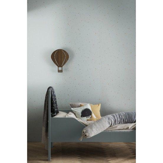 Ferm Living Luftballon lampe, træ, 500kr