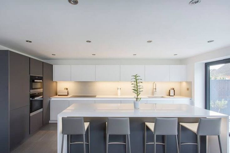 Whether you want the finest classic look or the latest contemporary kitchen, we turn ideas into reality. Let us help you create your nest.