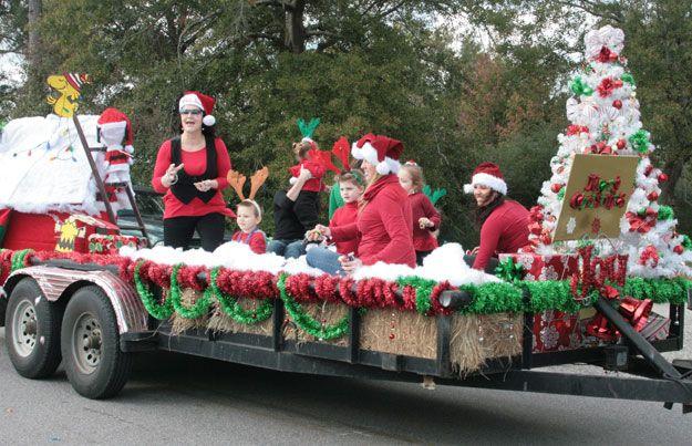 easy christmas parade float ideas | Easy Christmas Parade Float Ideas Molino christmas parade photo