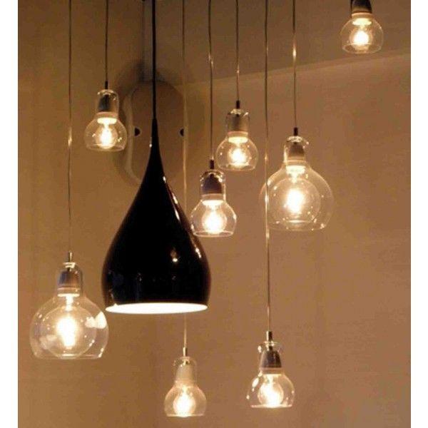 Lámpara colgante Bulb SR2