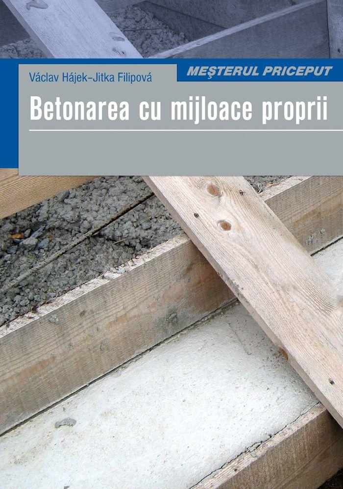 ,,Betonarea cu mijloace proprii'' este un ghid util în alegerea materialelor necesare, în realizarea cofrajului, precum și în prepararea mixturii de beton, turnarea sau decofrarea. De asemenea, în carte sunt prezentate și tipurile de betoane speciale, precum și informații utile privind produsele prefabricate și utilizarea lor, structurile monolitice și realizarea lor, cu accent și pe repararea structurilor din beton și beton armat. #betonarea #casășigrădină #EdituraCasa