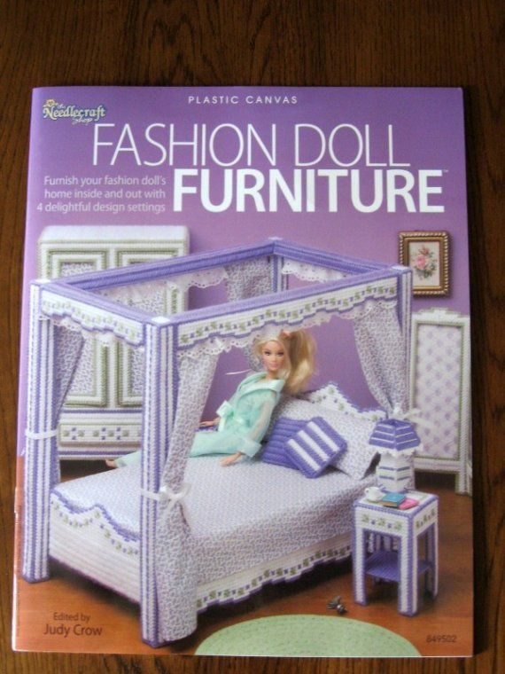 Plastic Canvas Patterns For Barbie Furniture
