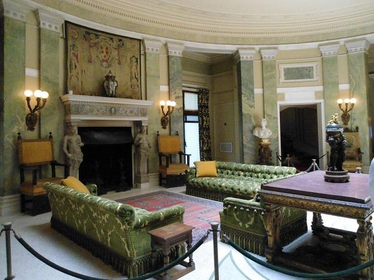 154 Best Vanderbilt Mansion Images On Pinterest