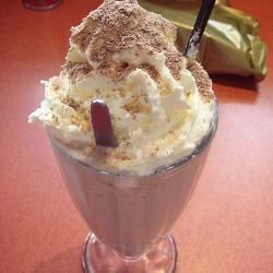 Delicious iced chocolate drink @ allrecipes.co.uk