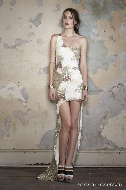 Fonolo Sequin Gown by Aje - Studio Fitzroy