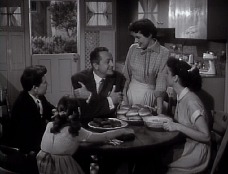 Thankgiving episode of Father Knows Best