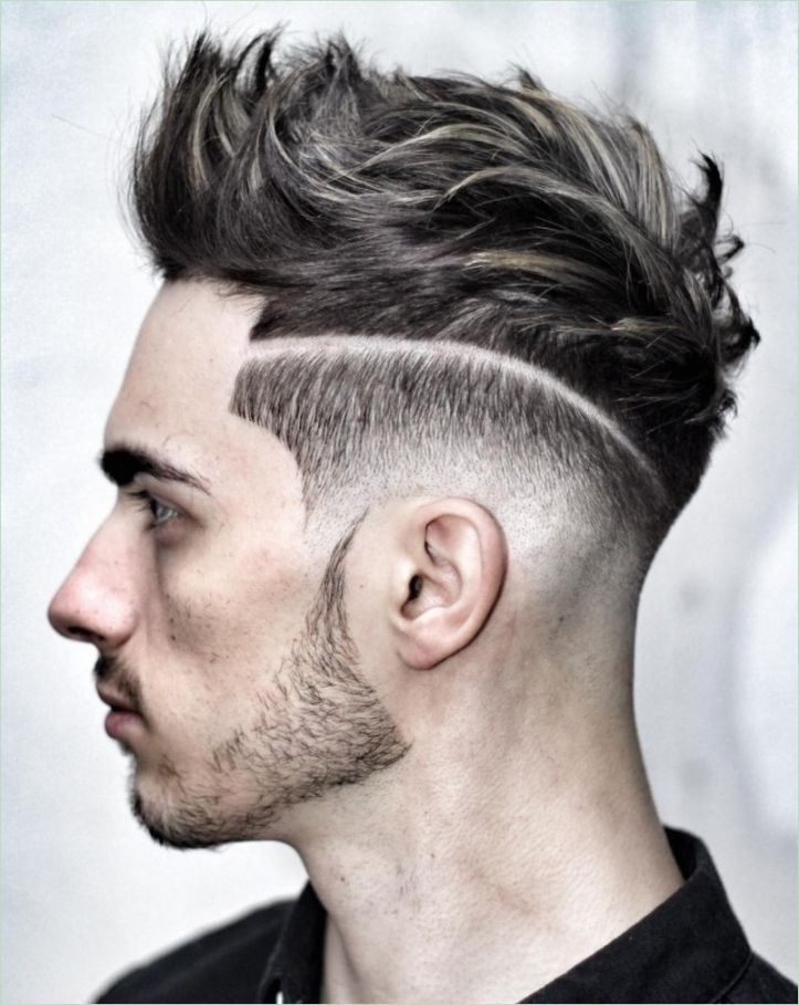 hairstyle homme