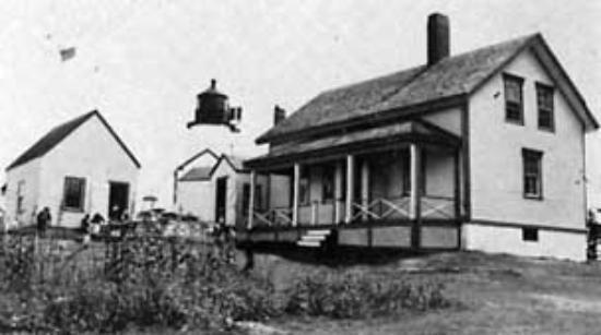 Boothbay Harbor, Maine-Burnt Island Light Station - Boothbay Harbor - Reviews of Burnt Island Light Station - TripAdvisor