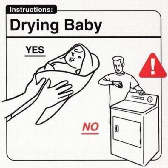 20 Safe Baby Handling Tips - Awkward Galleries