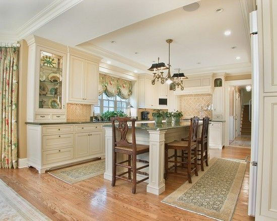 Traditional Kitchen Ivory Kitchens Design, Pictures, Remodel, Decor And  Ideas   Page 74