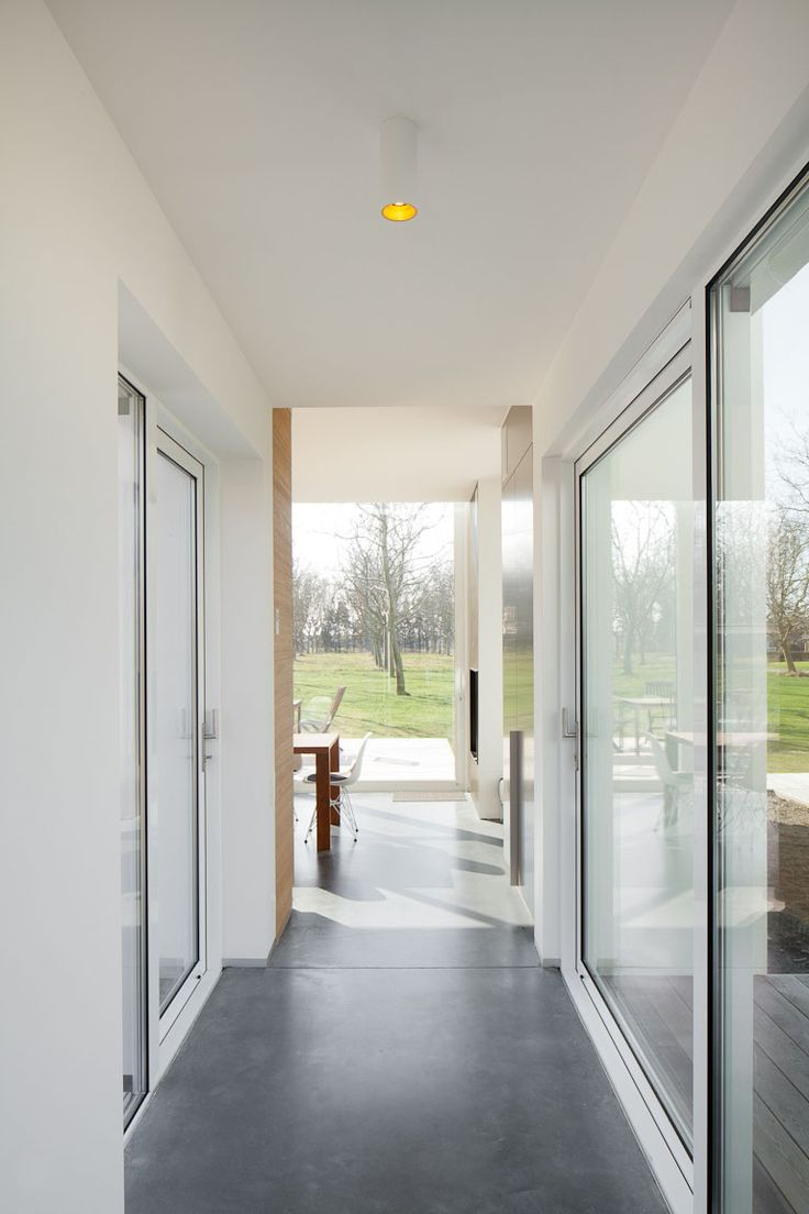 lighting a hallway. Modular Lotis Tubed - A Cylinder Which Allows You To Play With Colour Contrasts Between The · Hallway LightingInterior Lighting R