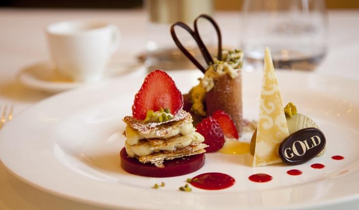 Dolce & Gabbana Gold Restaurant, День Святого Валентина, итальянские рестораны, итальянская кухня