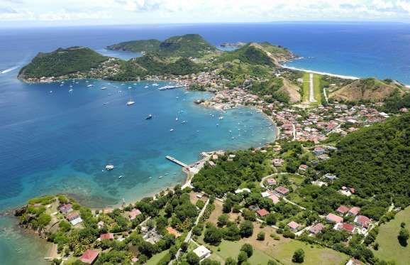 Unhurried and unspoiled by mass tourism, these easy-going Caribbean islands have lashings of old-fas... - The Guadeloupe Islands Tourist Board 2017