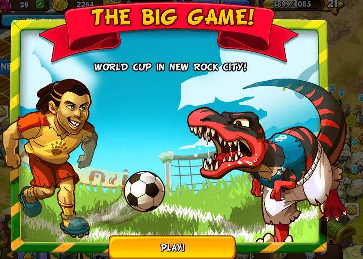 The Big Game http://wp.me/p4gCBu-48 #newrockcity