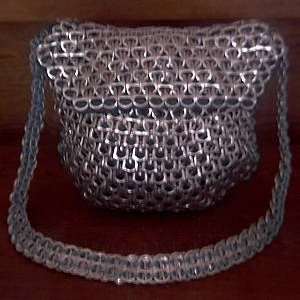 13 best can crafts images on pinterest aluminum cans for Get paid to make crafts