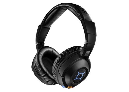 Sennheiser MM-550x - Bluetooth Stereo Headphones,Wireless Stereo Headphones,Noise Cancelling Headphones