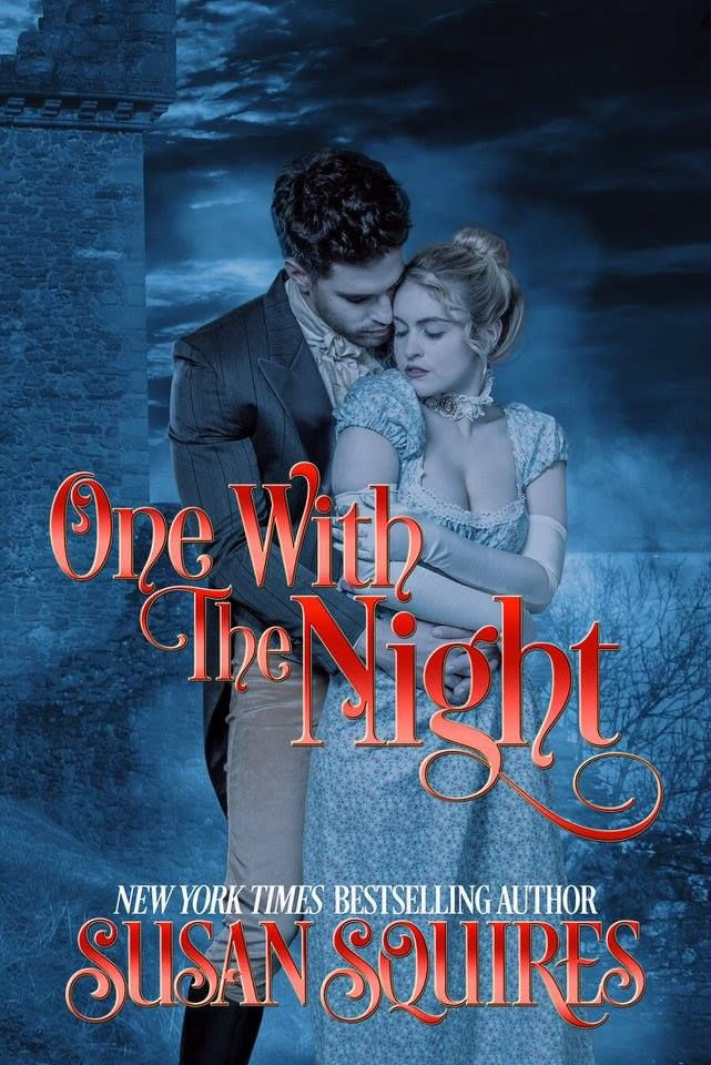 Mythical Books: Review One With the Night (Companion #4) by Susan Squires