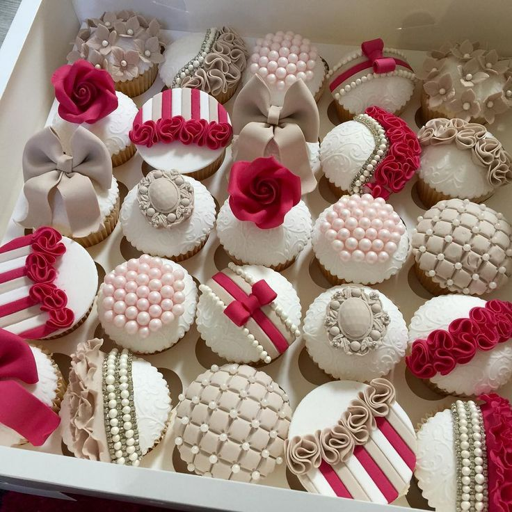 The 25+ best Elegant cupcakes ideas on Pinterest ...