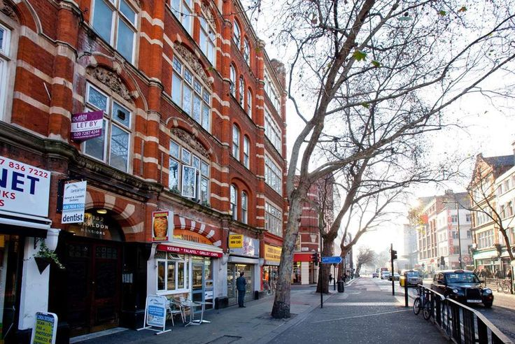 Short Term Apartment Rentals London Near Denmark Street, Soho. Denmark  Street Is Most Associated