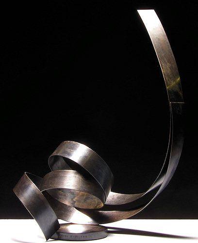 Damon Hyldreth KNOT series - Steel