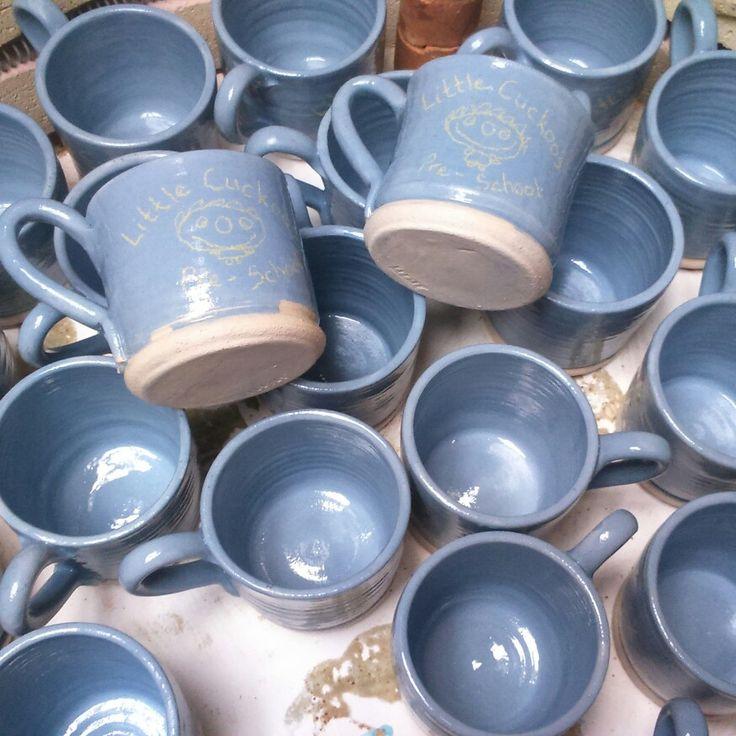 Little Cuckoo's mugs