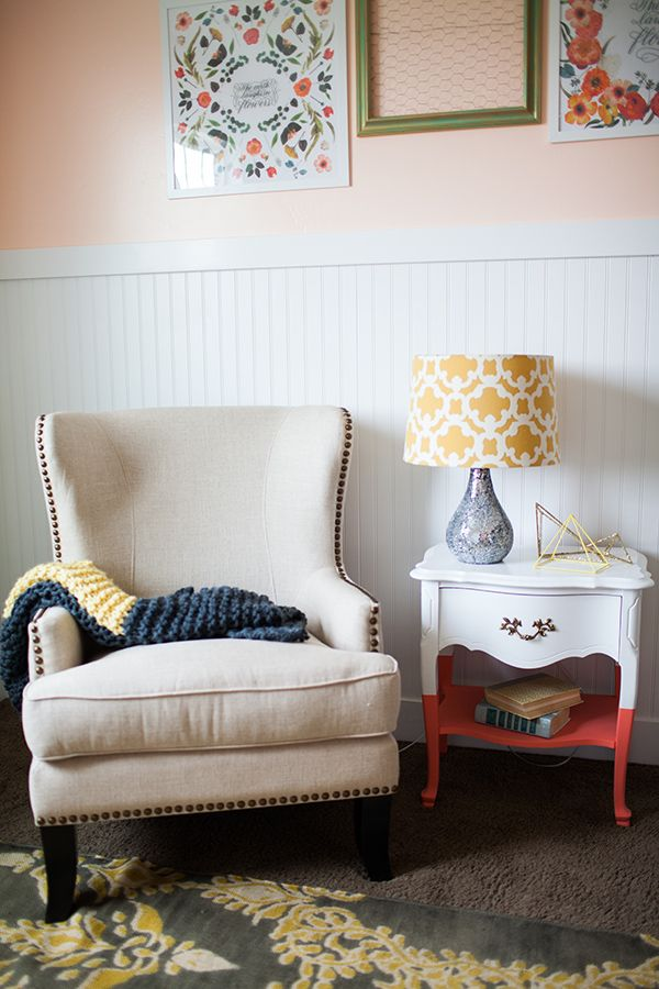 How to Install Beadboard Wainscoting (for an Adorable Baby's Room)
