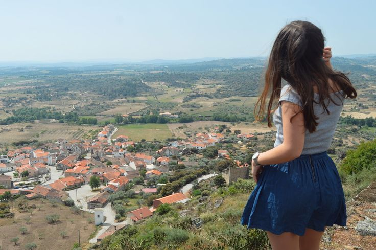 A Maiazita: Outfit Of The Day | Blue Tones & An Amazing View