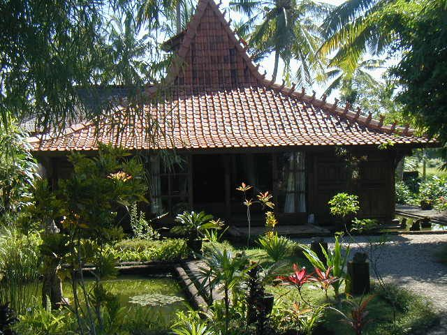 bali style houses | Balinese Style Roof