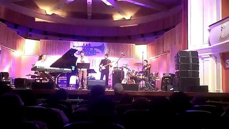 Peter Sarosi Quartet @ Sibiu Jazz Festival 2014