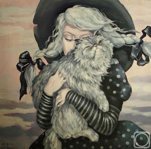 ilustración de Kira Panina