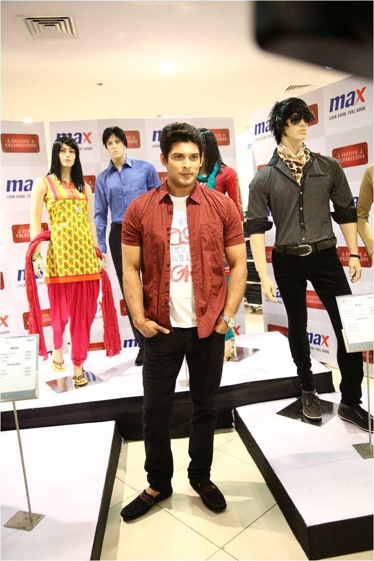 Sidharth Shukla at Max