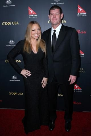 """Mariah Carey and her billionaire fiance James Packer have broken up after being engaged for less than a year. According to Women's Day, Packer was fed up with Carey over her """"extravagant spending"""" habits."""